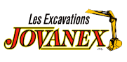 Logo Les Excavation Jovanex